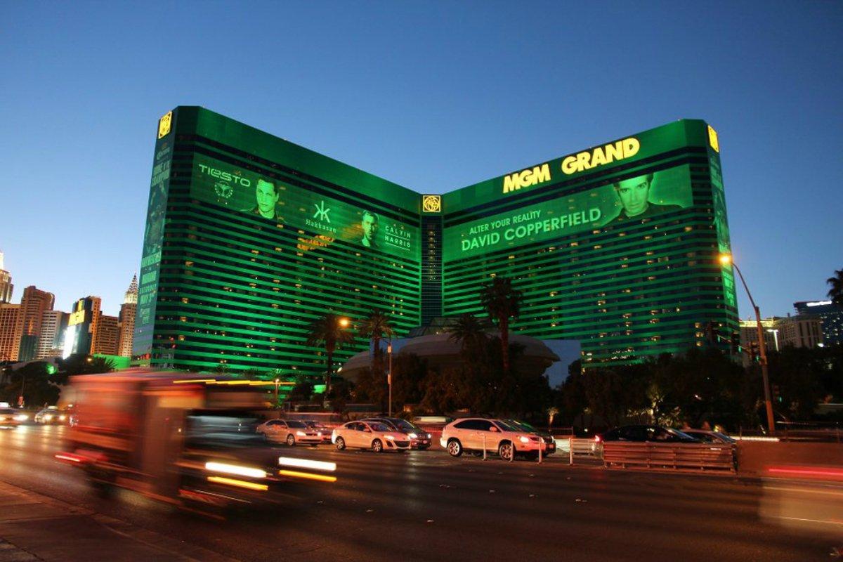 MGM Resorts Las Vegas casino
