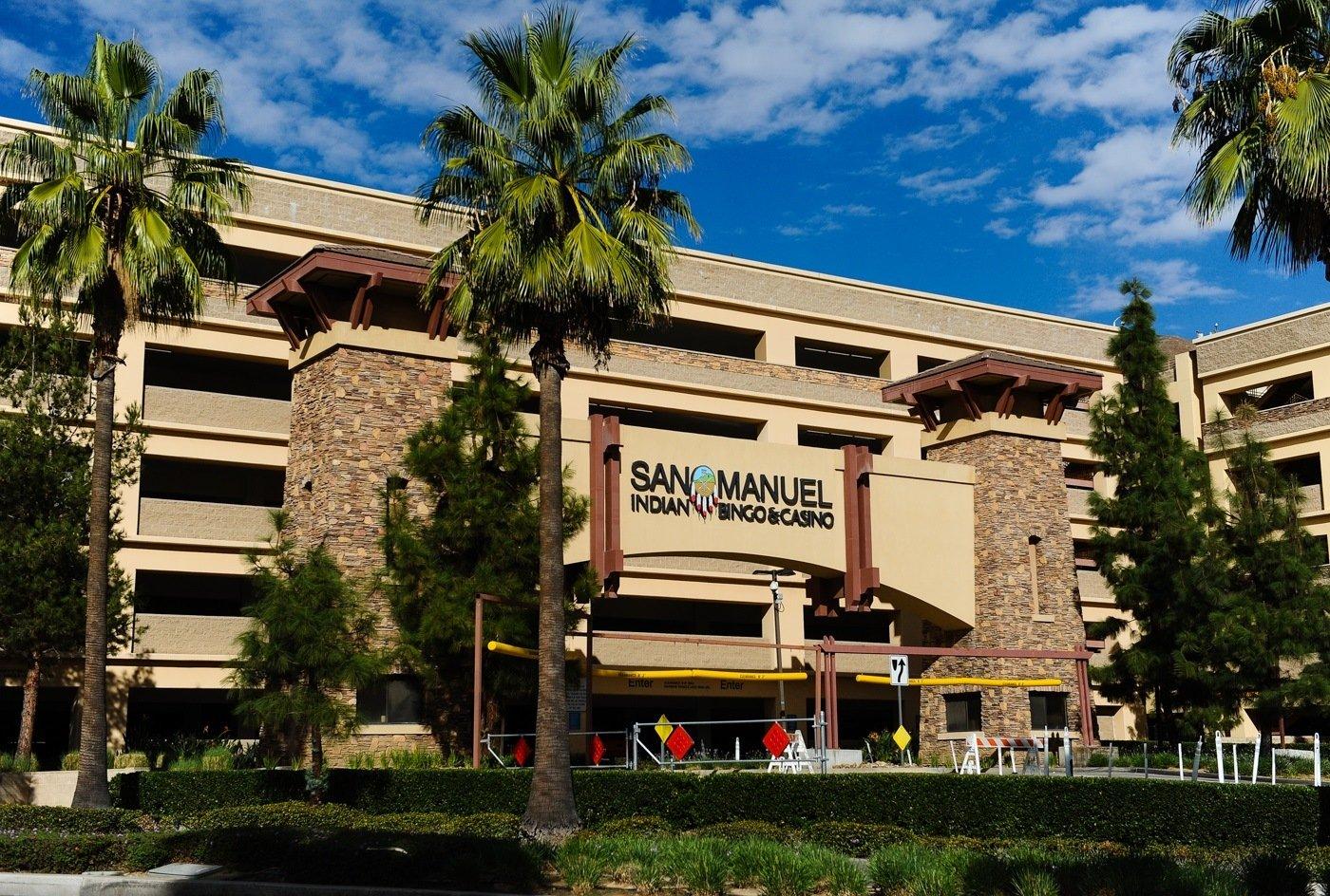 San Manuel Casino Closure Extended