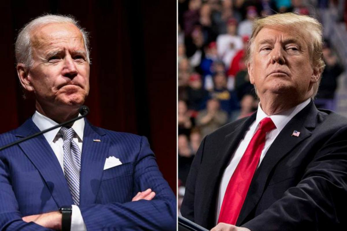 Electoral College 2020 odds Biden Trump