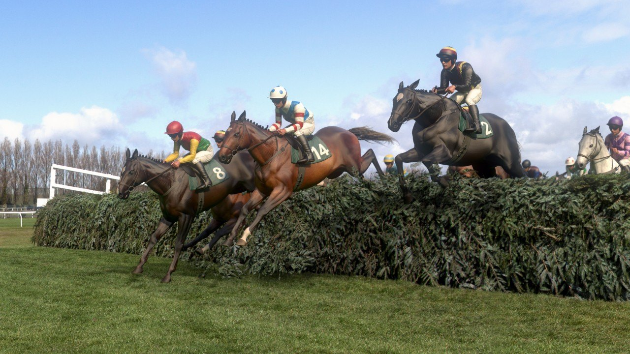 Virtual Grand National