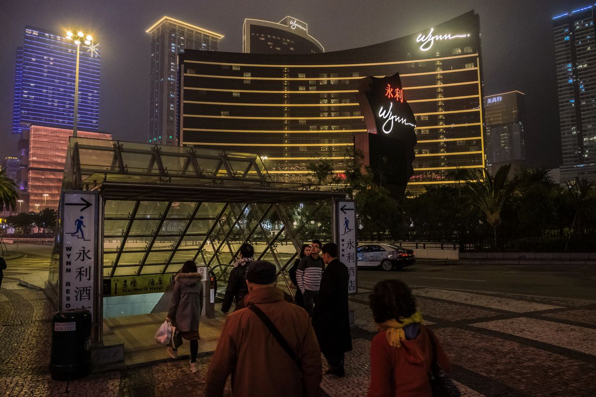 Wynn Earnings Confusion