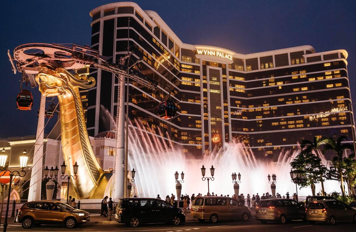Wynn Macau Continues Cash Burn