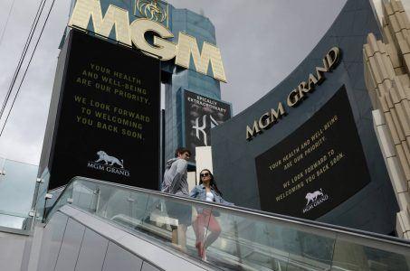 MGM Resorts Las Vegas coronavirus