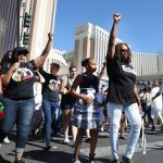 Black Lives Matter Organizes Las Vegas Protest Over Unarmed Man's Death, Case Echoes Venetian Chokehold Fatality in 2017