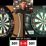 Remote Darts League Second Season Underway Monday with GeoComply as Title Sponsor