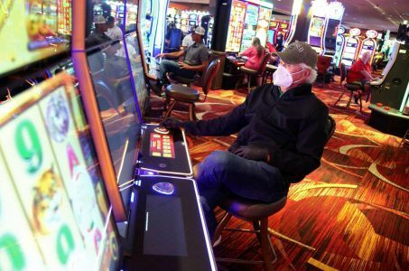 WinStar Oklahoma casinos reopen