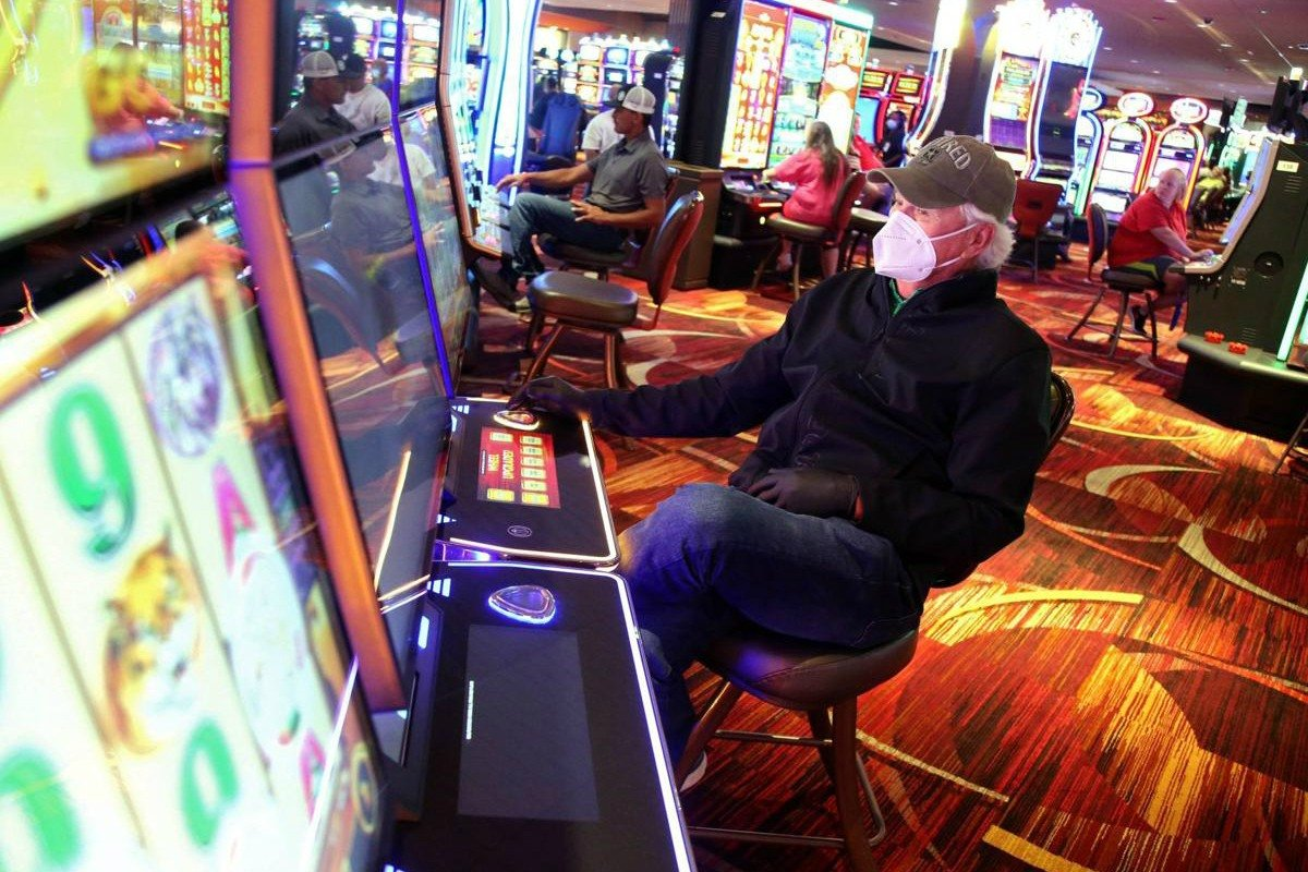 WinStar Casino, All Chickasaw Nation Casinos, Reopening May 27