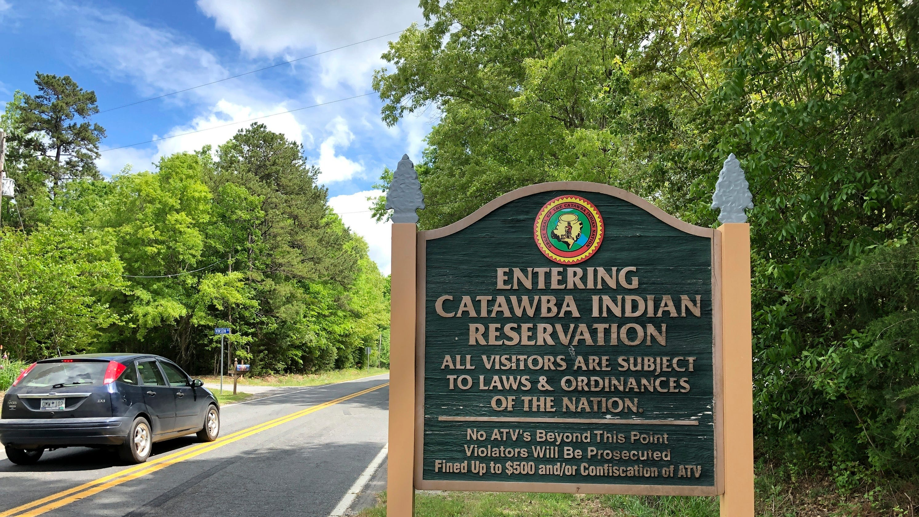 Catawba Eastern Band of Cherokee Indians casino