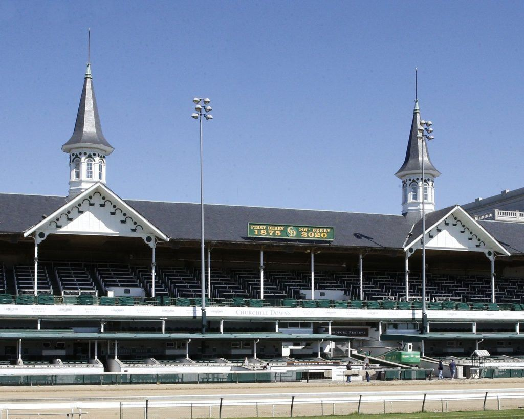Churchill Downs Reopening