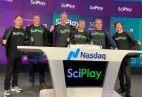 SciPlay stock Scientific Games Q1