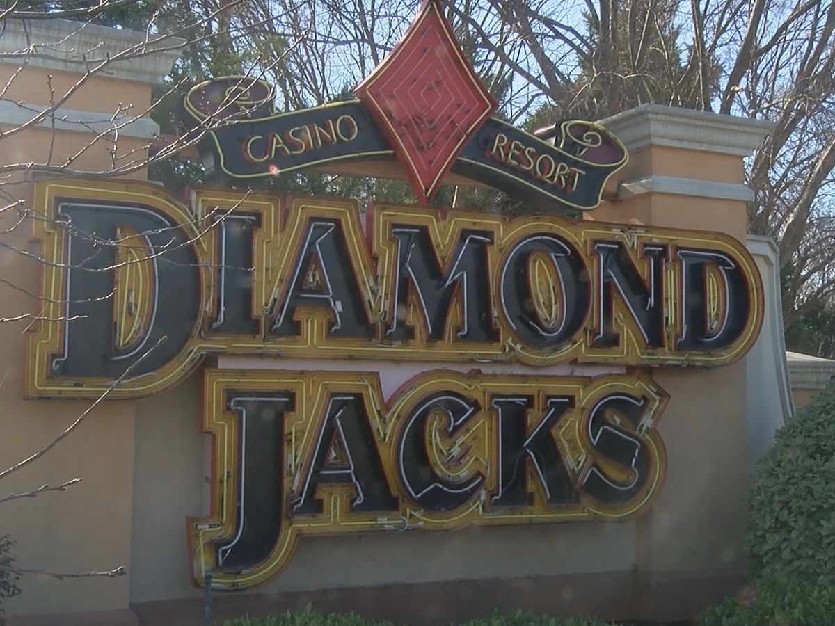 DiamondJacks Louisiana casino