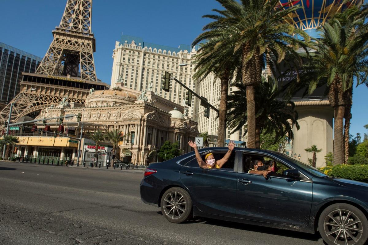 Las Vegas casinos resort fees