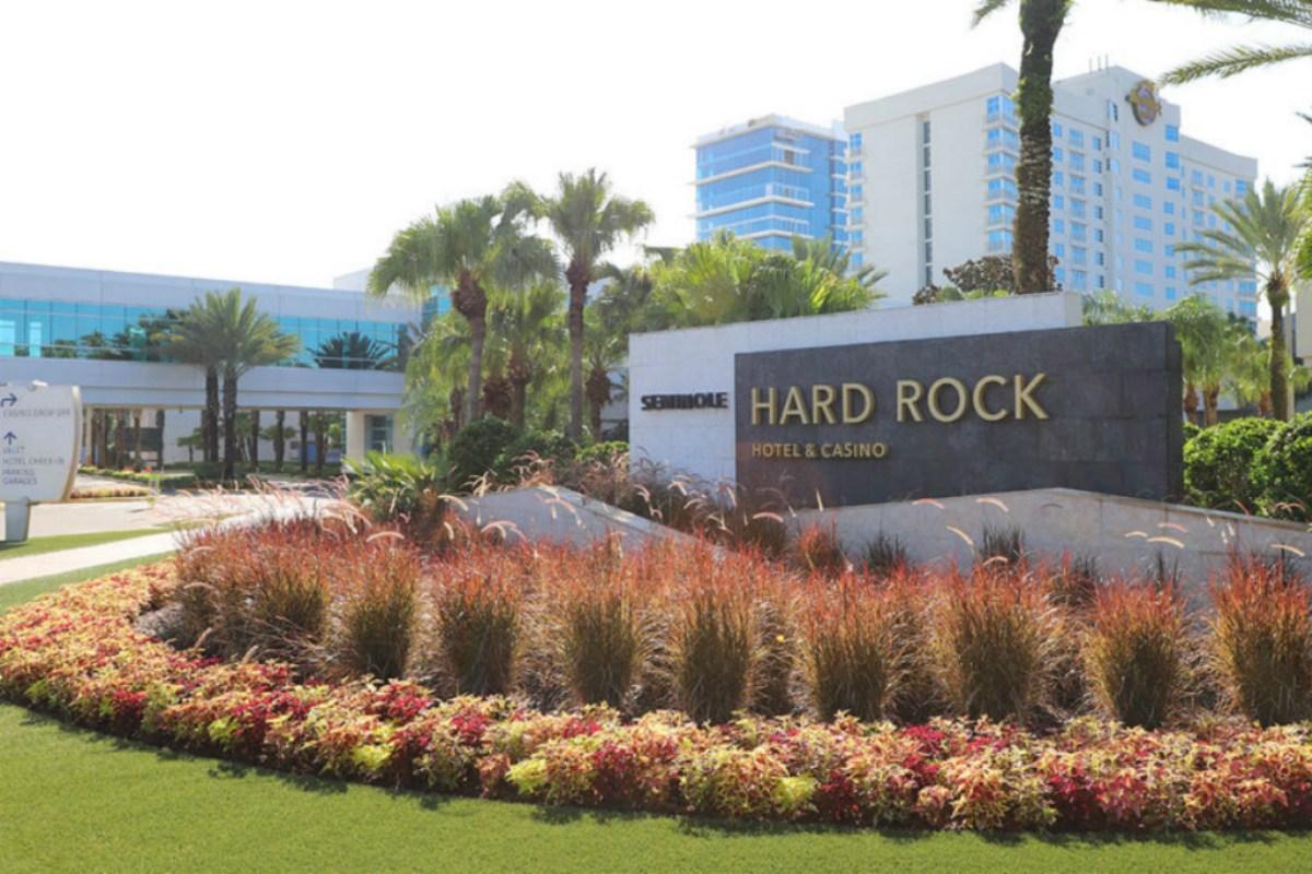 Hard Rock Tampa Florida casinos
