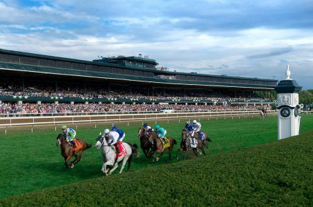 Keeneland July racing