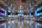 McCarran airport empty April 2020