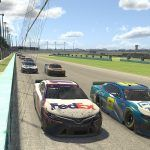 NASCAR, IMG Arena Partner on Virtual Sports Betting Game, International Streaming Rights