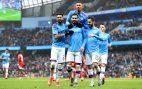English Premier League restart
