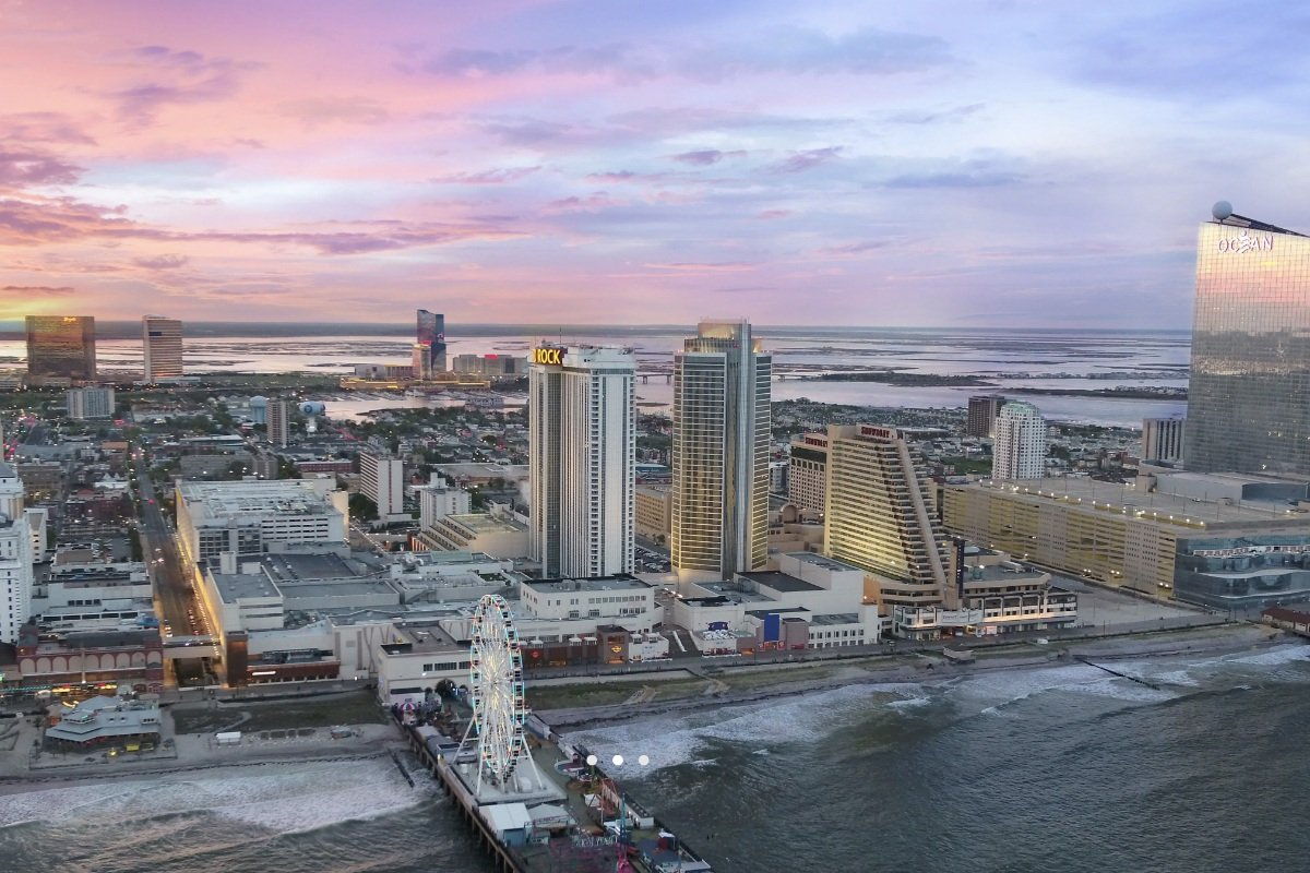 Atlantic City coronavirus New Jersey