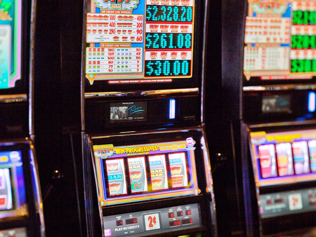 Slot machine jackpot tax