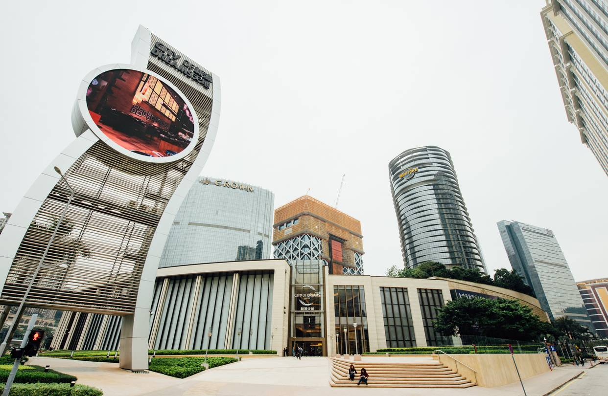 Melco Takes Macau Market Share