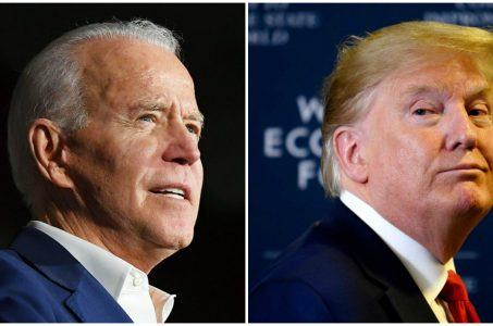 2020 election odds polls Trump Biden