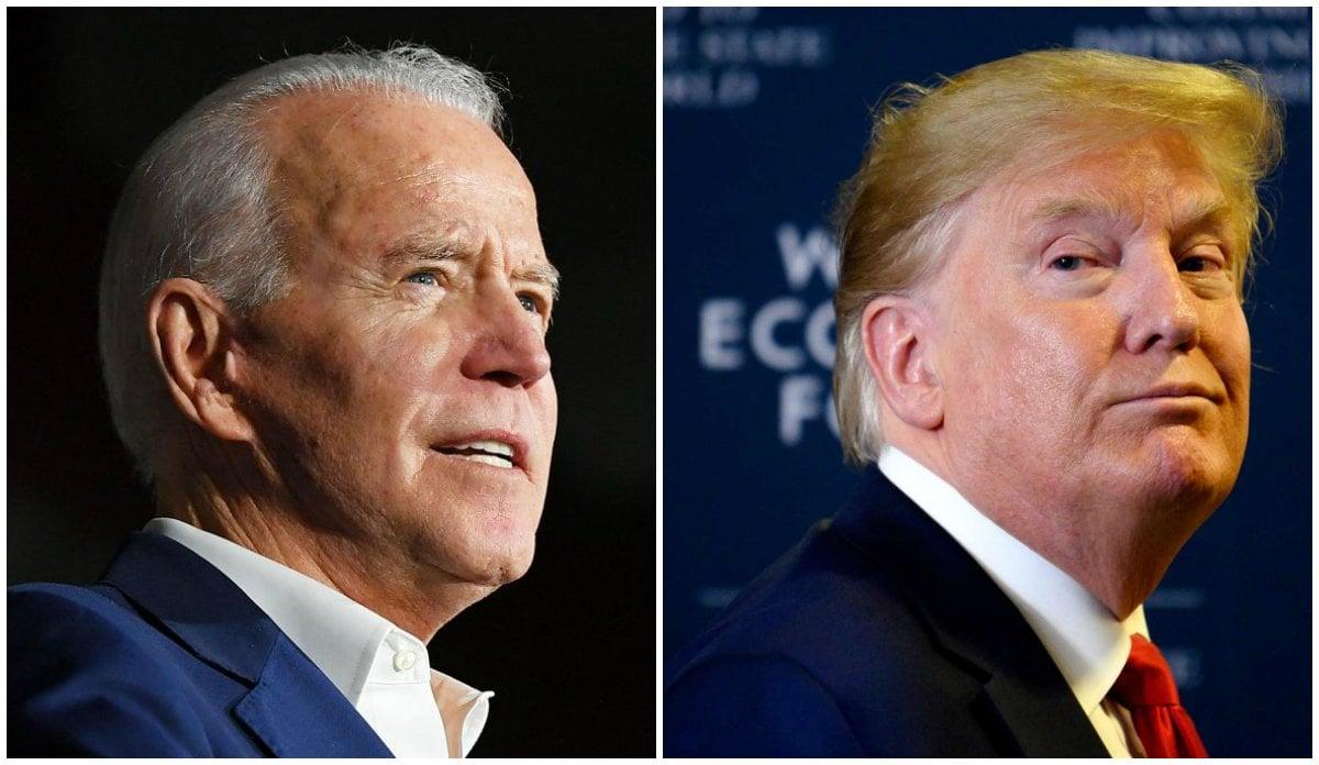 2020 election odds polls Trump Biden