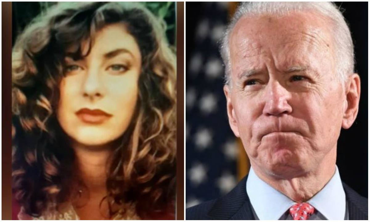 Joe Biden 2020 odds Tara Reade