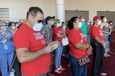 Las Vegas casinos coronavirus testing