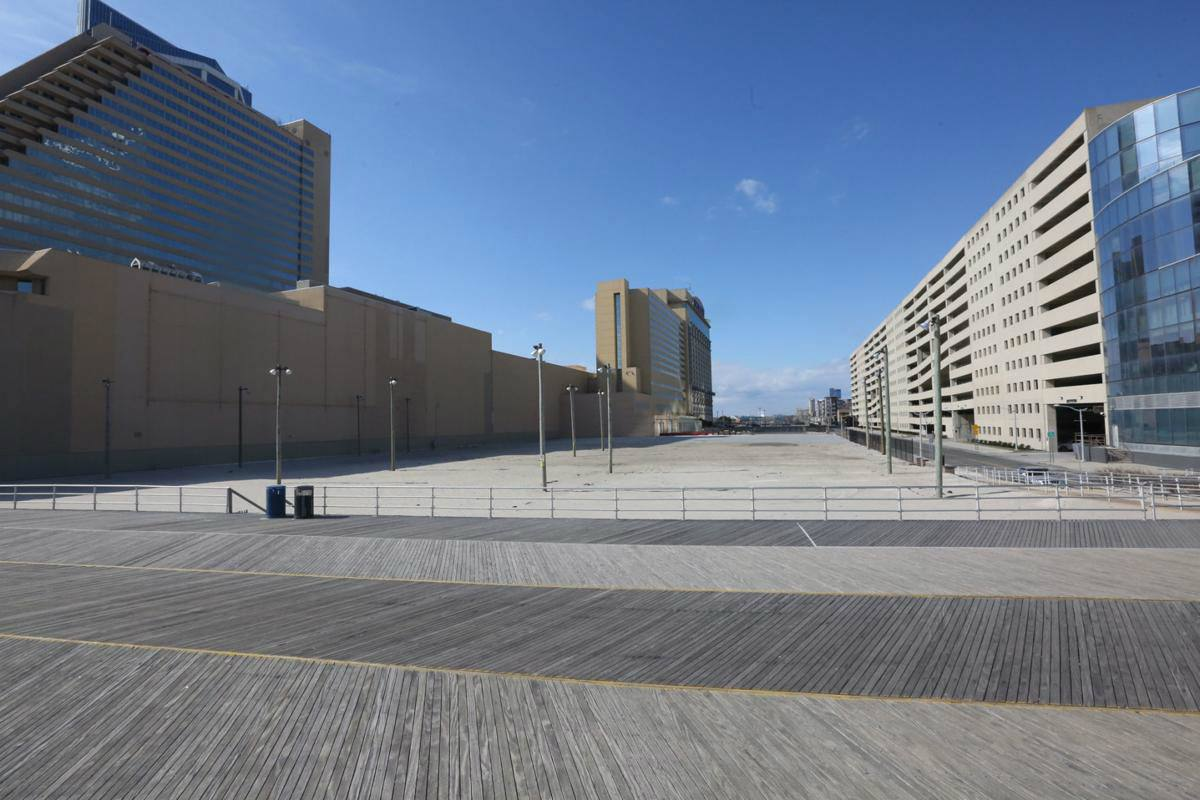 Showboat Atlantic City casinos New Jersey