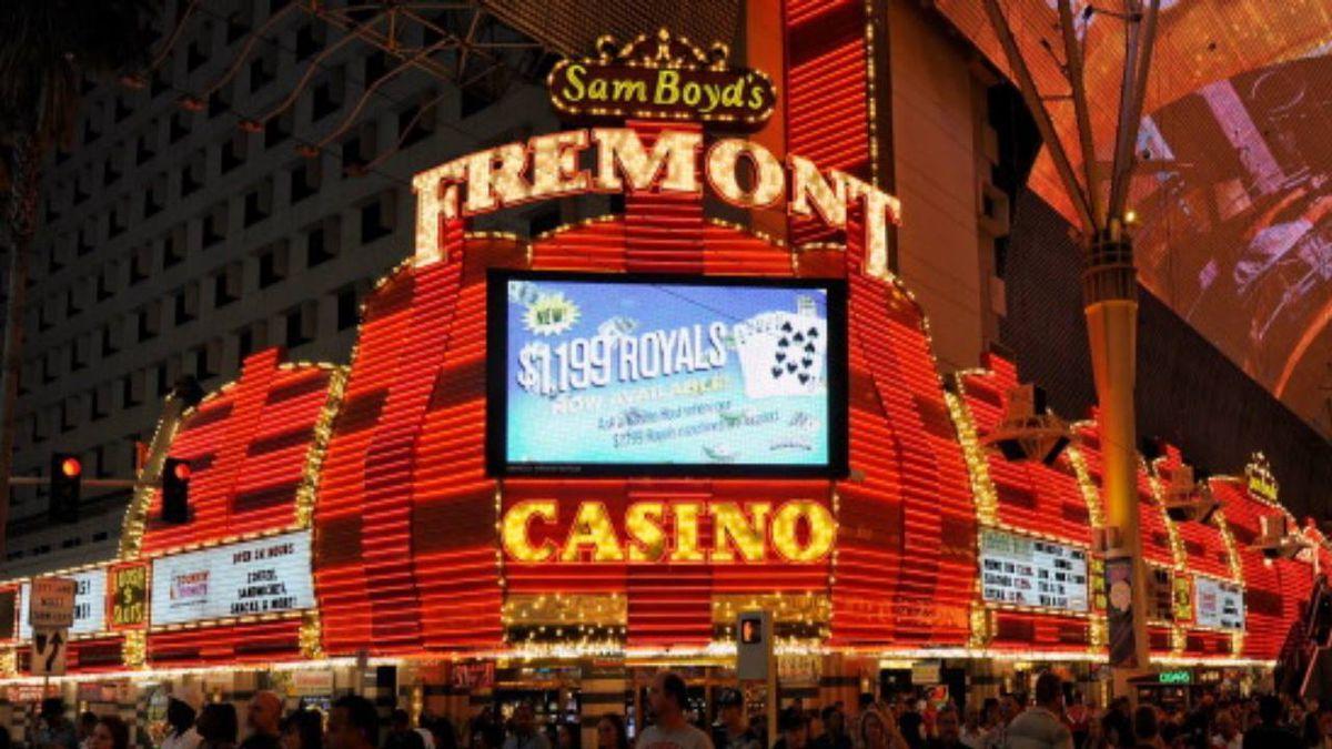 Boyd Casinos Reopening