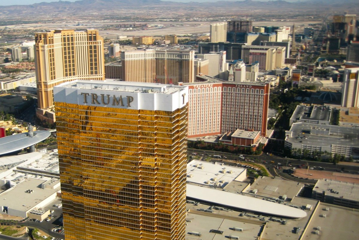 Trump Las Vegas casino layoffs