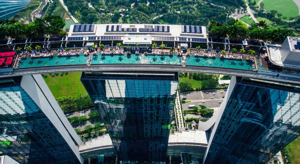 Singapore Marina Bay Sands RW Sentosa