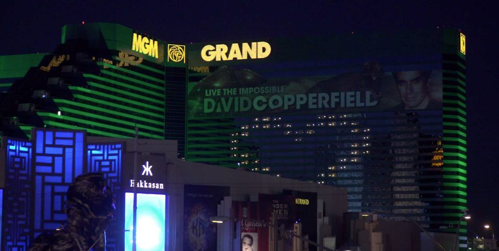 MGM Resorts COVID-19