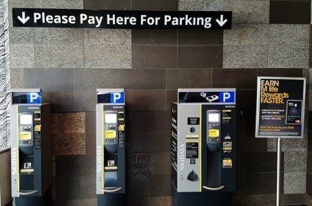 MGM Resorts free parking Las Vegas