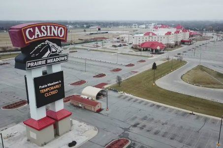 Iowa casino Prairie Meadows