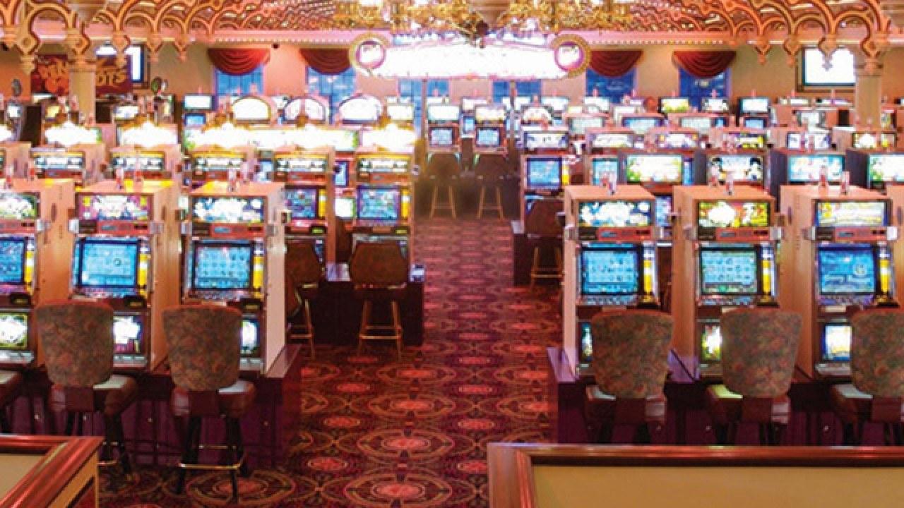 New Slot Machines At Rising Star