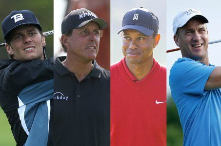 Tiger Woods Mickelson match odds