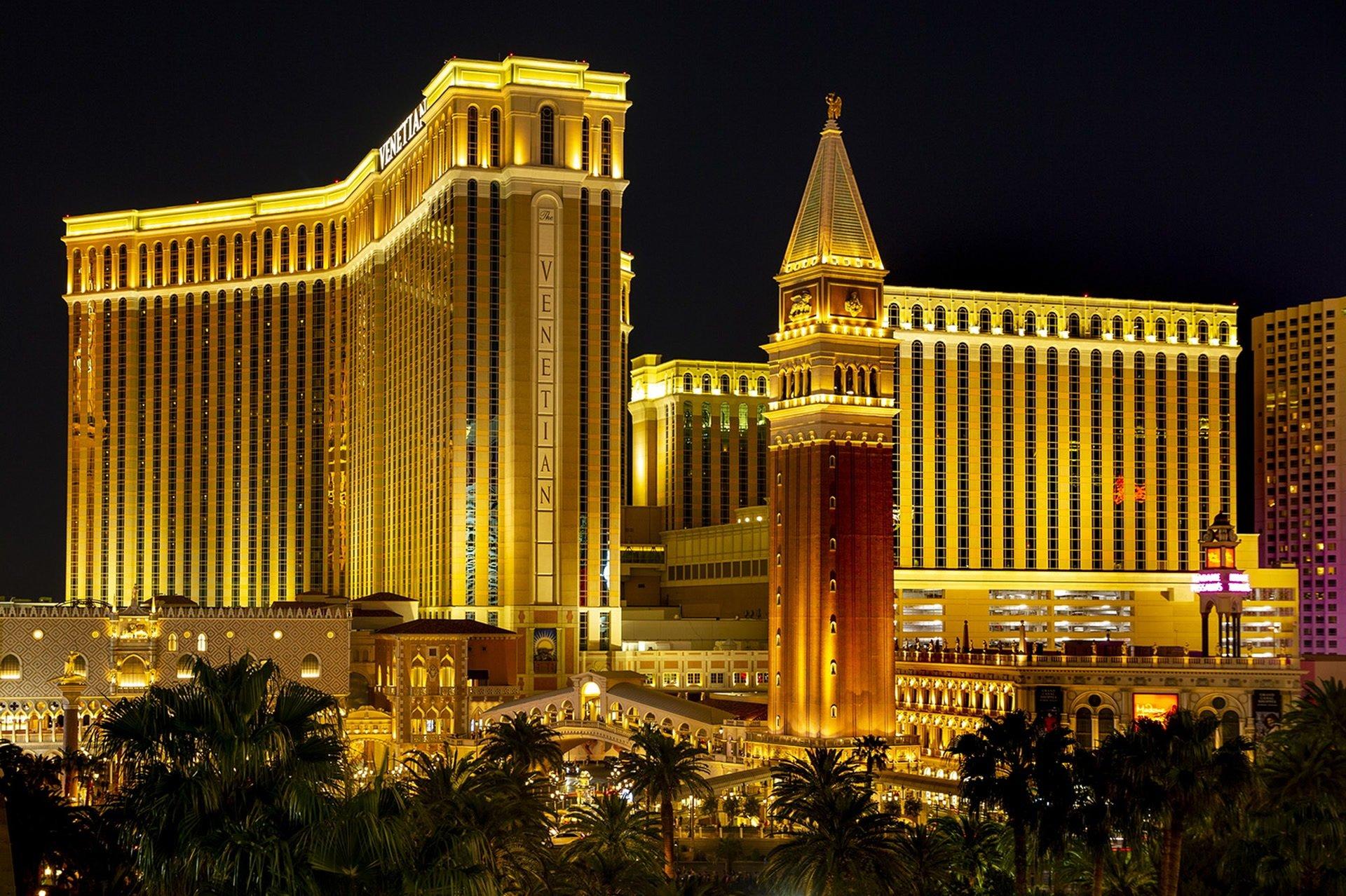 Las Vegas Sand Sets Reopening