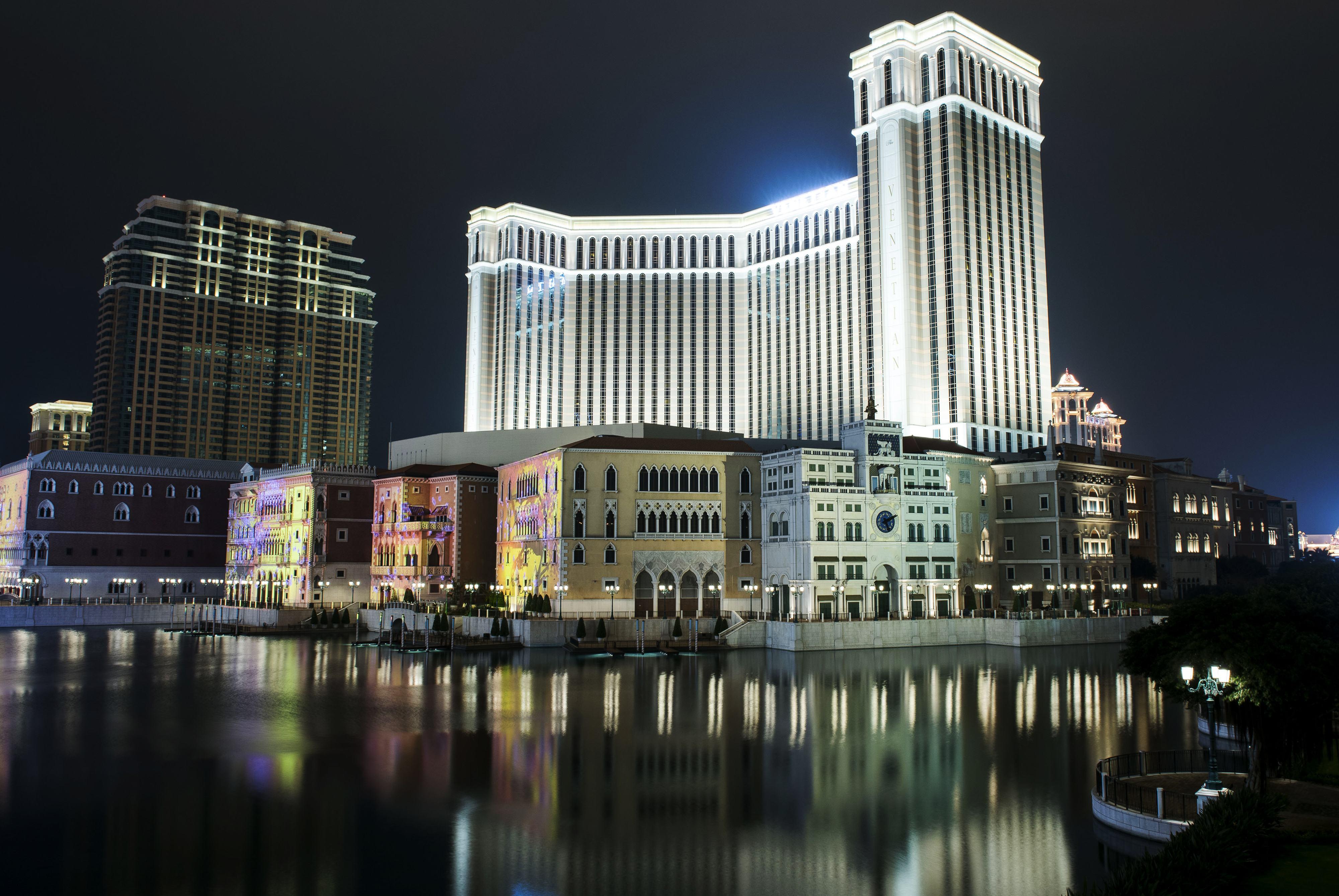 Las Vegas Sands Primed In Macau