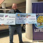 Michigan Man Wins $4M Instant Lottery Game for Second Time