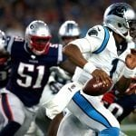New England Patriots Odds Shorten After Landing QB Cam Newton