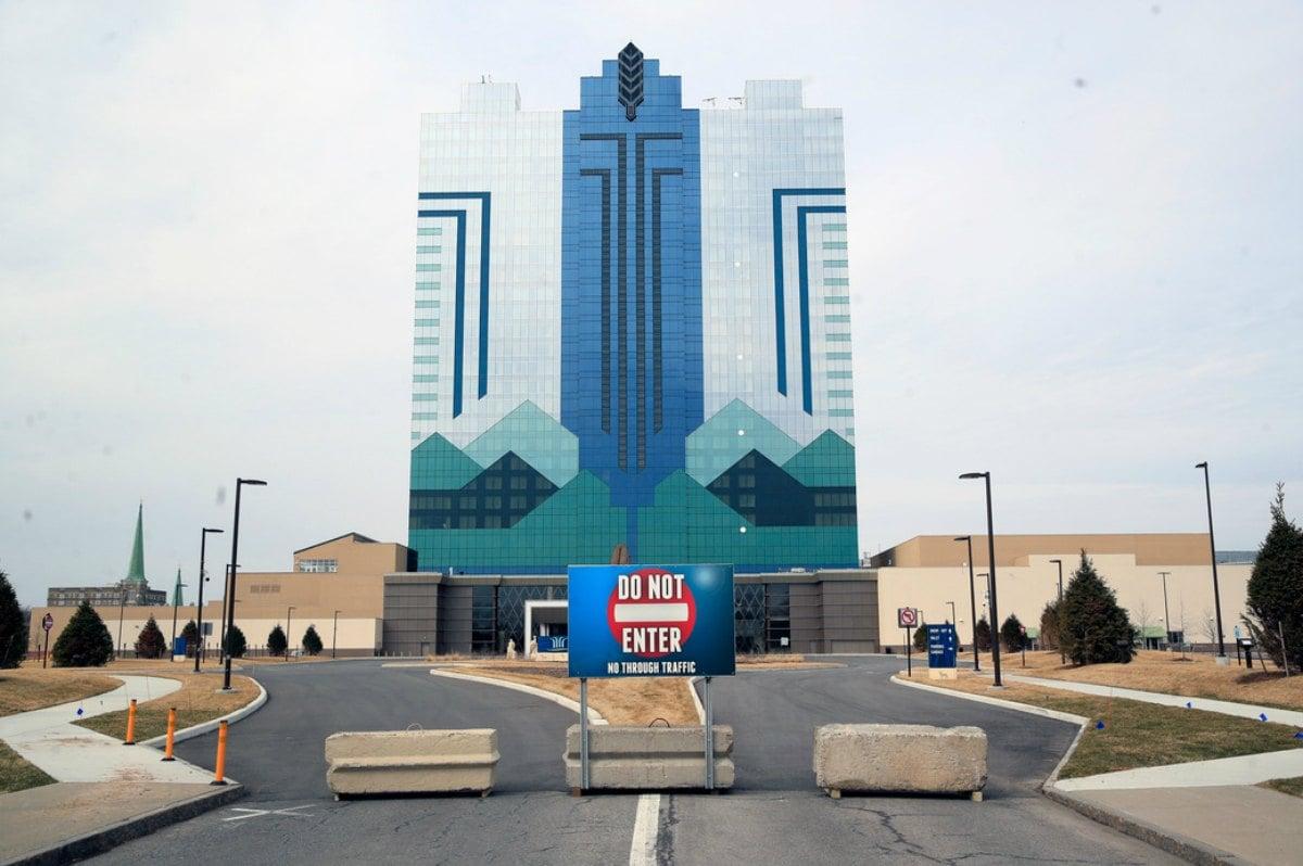 Seneca Niagara New York casinos