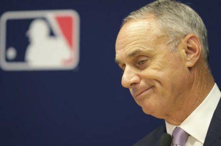 odds MLB Commissioner Rob Manfred