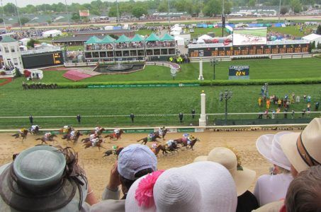 Churchill Downs Derby COVID-19