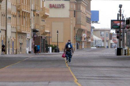 Atlantic City casinos relief bill New Jersey