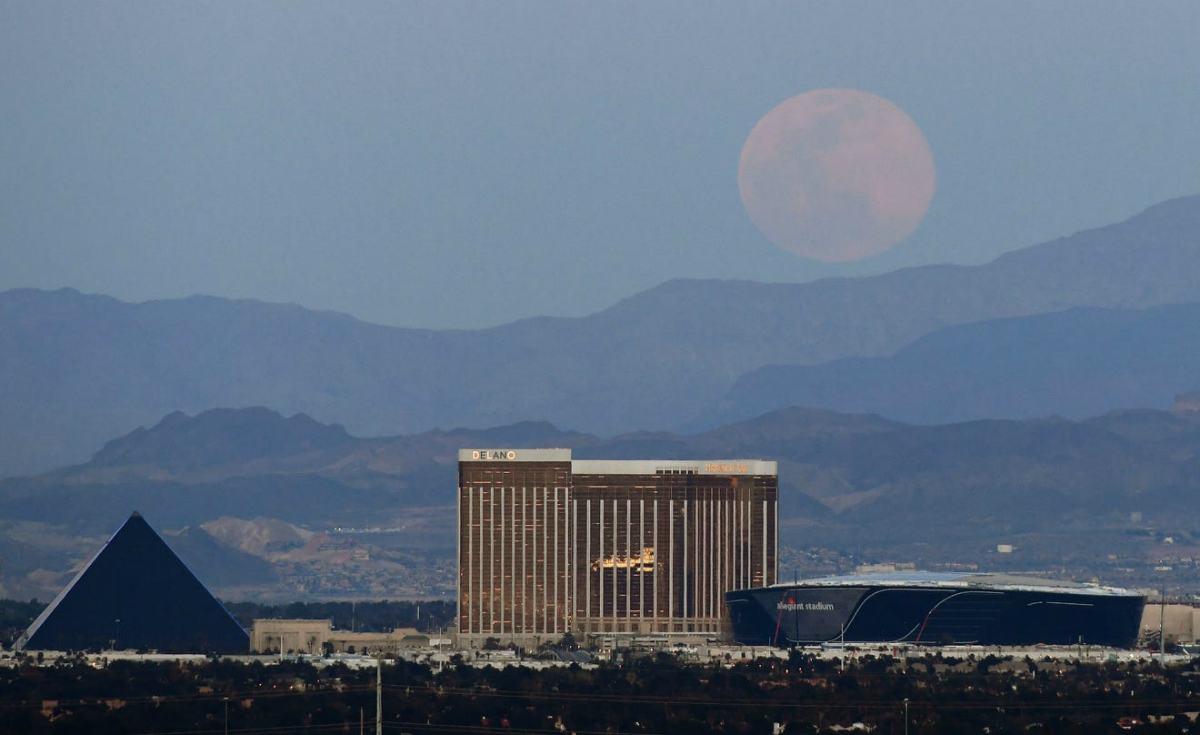 Luxor Las Vegas MGM Resorts