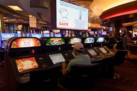 Vegas Casinos Traffic