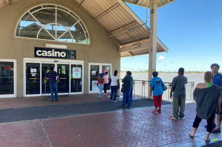 Louisiana casino tax promotional credit