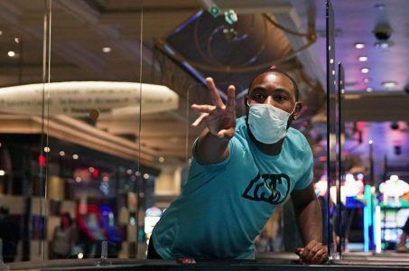 CDC casinos coronavirus face mask