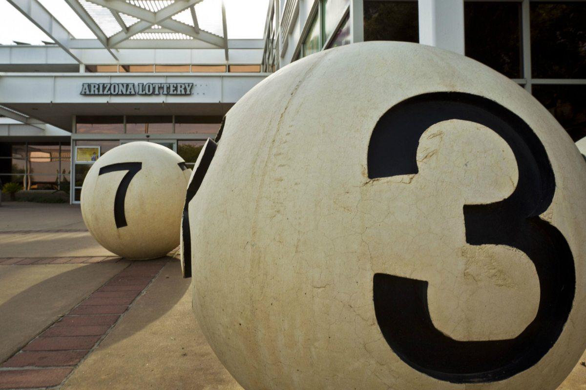 Mega Millions jackpot Arizona Lottery